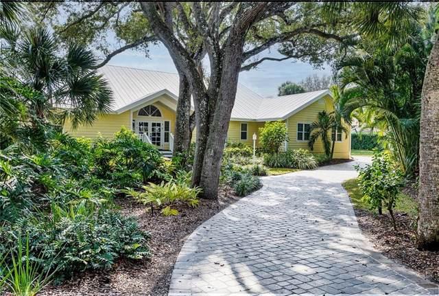 430 Arrowhead Trail, Indian River Shores, FL 32963 (MLS #240713) :: Billero & Billero Properties