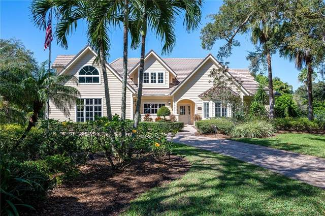 681 N Tomahawk Trail, Indian River Shores, FL 32963 (MLS #241292) :: Billero & Billero Properties