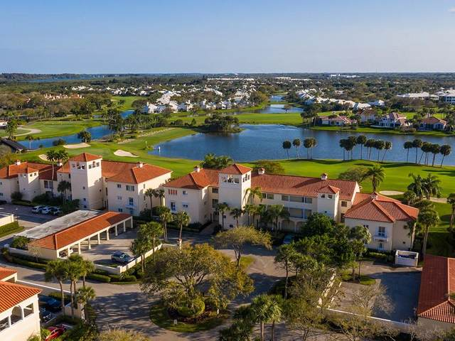 5035 Harmony Circle #204, Vero Beach, FL 32967 (MLS #241418) :: Billero & Billero Properties