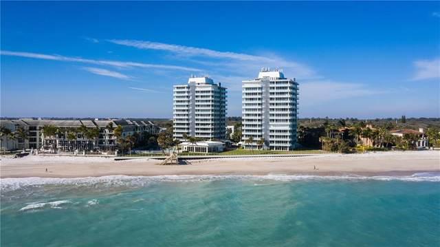 3554 Ocean Drive 802S, Vero Beach, FL 32963 (MLS #241616) :: Team Provancher | Dale Sorensen Real Estate