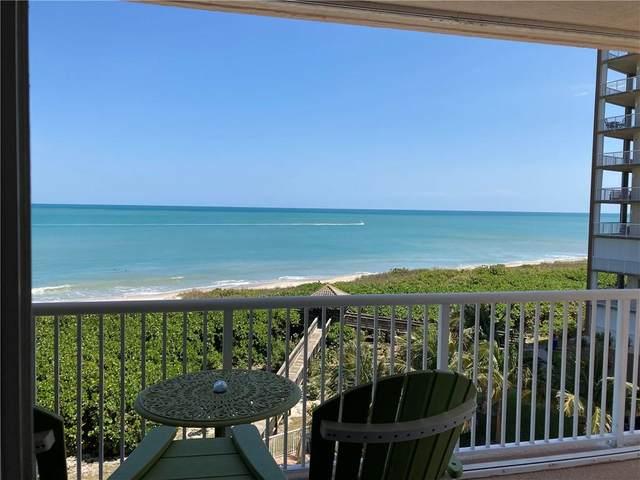 4180 N Highway A1a 505B, Hutchinson Island, FL 34949 (MLS #241965) :: Billero & Billero Properties