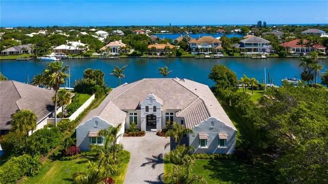 1926 Mooringline Drive, Vero Beach, FL 32963 (MLS #242347) :: Team Provancher | Dale Sorensen Real Estate