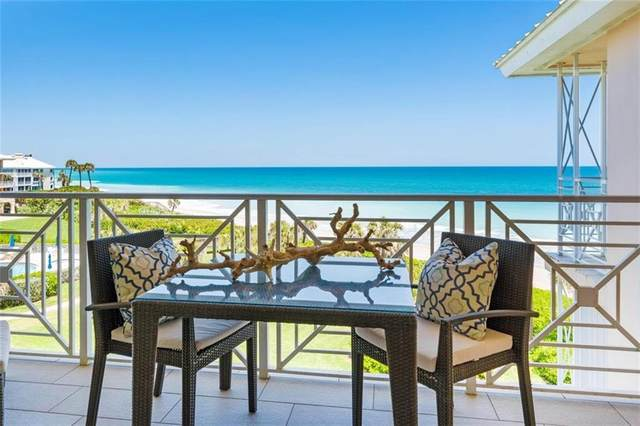 8860 N Sea Oaks Way #110, Vero Beach, FL 32963 (MLS #242820) :: Billero & Billero Properties