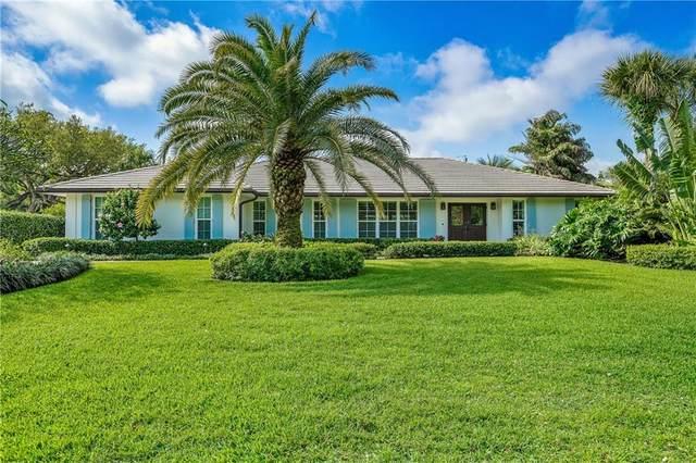 4611 Pebble Bay S, Indian River Shores, FL 32963 (MLS #242861) :: Team Provancher | Dale Sorensen Real Estate