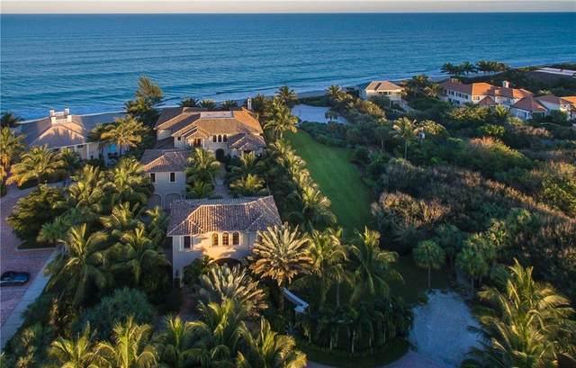 10 Ocean Lane, Vero Beach, FL 32963 (MLS #243013) :: Team Provancher | Dale Sorensen Real Estate