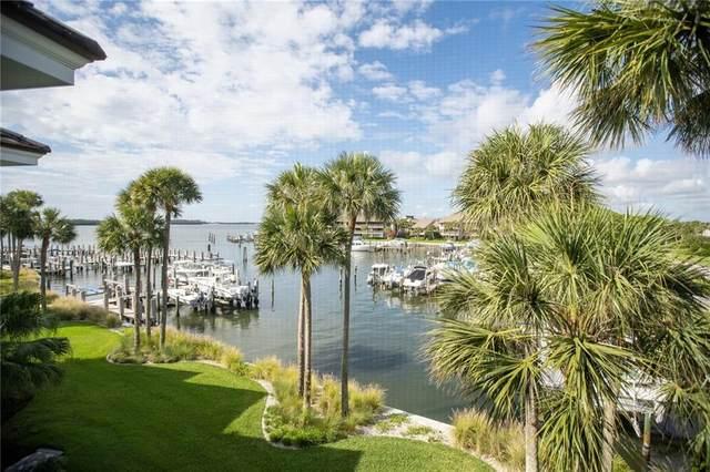 1901 Bay Road #301, Vero Beach, FL 32963 (MLS #243148) :: Billero & Billero Properties