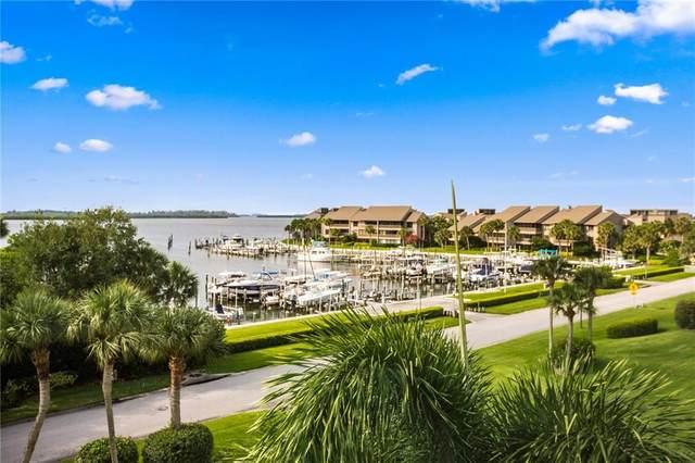 1825 Mooringline Drive Ph-D, Vero Beach, FL 32963 (MLS #243150) :: Billero & Billero Properties