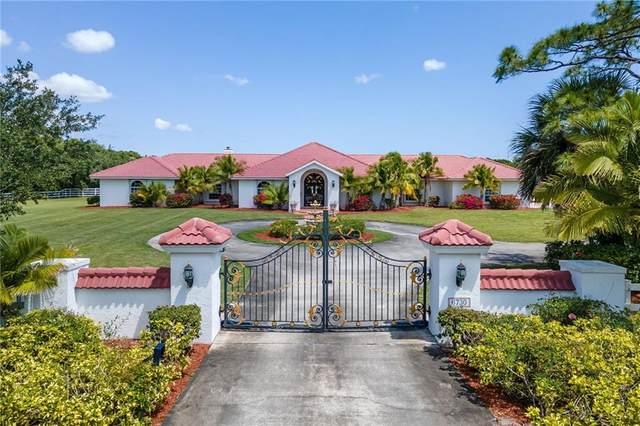 6730 69th Street, Vero Beach, FL 32967 (MLS #243315) :: Team Provancher | Dale Sorensen Real Estate