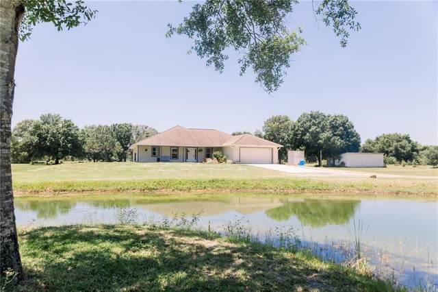 9535 141st Avenue, Fellsmere, FL 32948 (MLS #243421) :: Billero & Billero Properties
