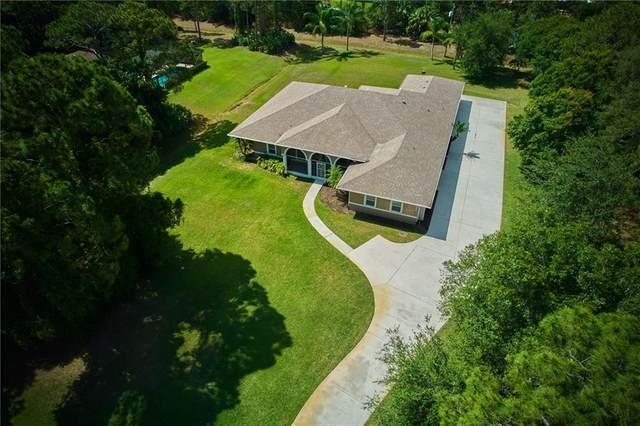 10641 Pine Cone Lane, Fort Pierce, FL 34945 (MLS #243570) :: Billero & Billero Properties