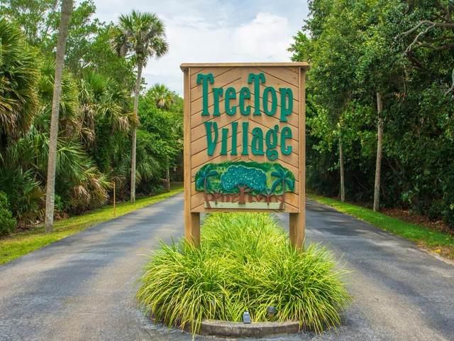 6240 Treetop Drive, Melbourne Beach, FL 32951 (MLS #243902) :: Team Provancher | Dale Sorensen Real Estate