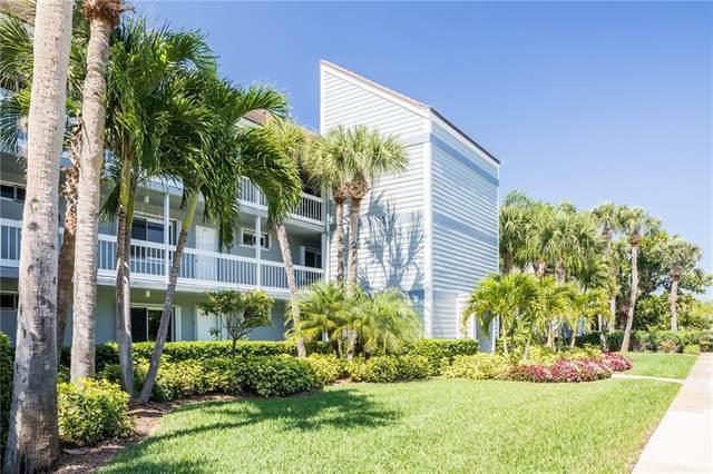 2135 Windward Way #106, Vero Beach, FL 32963 (MLS #244159) :: Billero & Billero Properties