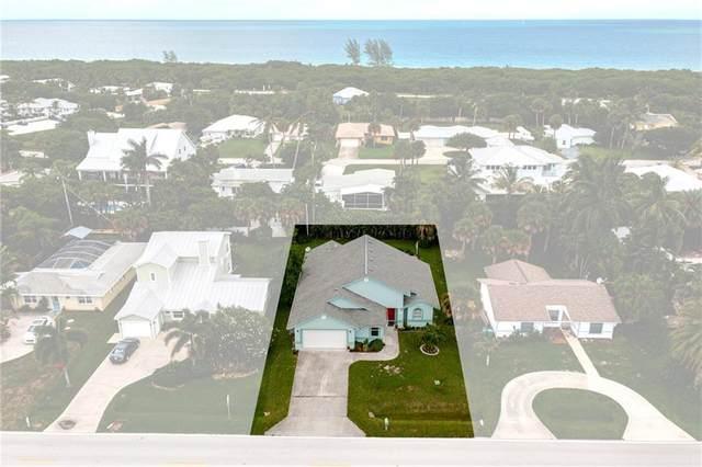 2416 Atlantic Beach Boulevard, Hutchinson Island, FL 34949 (MLS #244969) :: Team Provancher | Dale Sorensen Real Estate