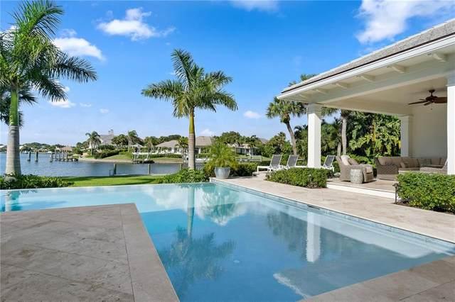 1955 Compass Cove Drive, Vero Beach, FL 32963 (MLS #245079) :: Team Provancher   Dale Sorensen Real Estate