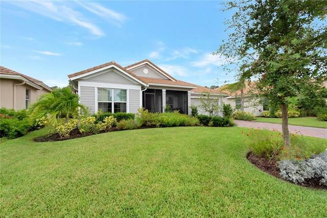1917 Newmark Circle, Vero Beach, FL 32968 (MLS #245140) :: Team Provancher   Dale Sorensen Real Estate