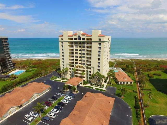 3920 N Highway A1a 12-1, Hutchinson Island, FL 34949 (MLS #245427) :: Team Provancher | Dale Sorensen Real Estate