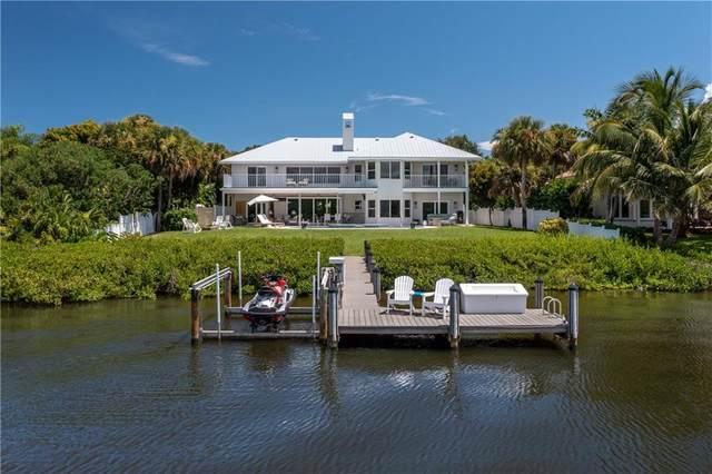 1301 Indian Mound Trail, Vero Beach, FL 32963 (MLS #245708) :: Team Provancher | Dale Sorensen Real Estate