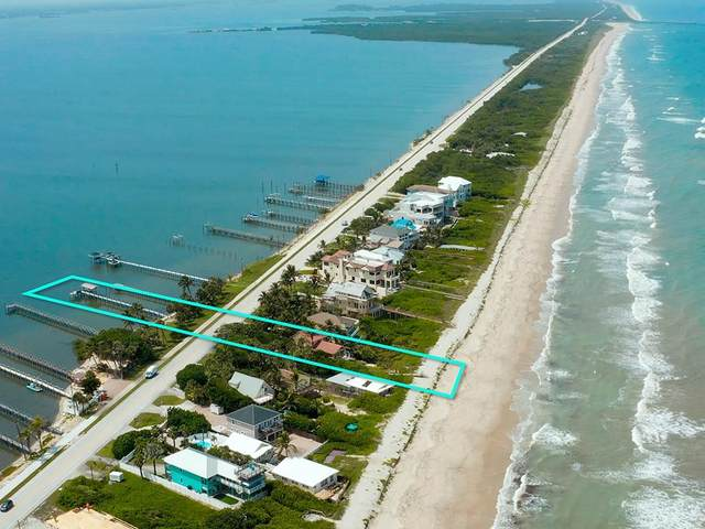 12968 Highway A1a, Vero Beach, FL 32963 (MLS #245998) :: Kelly Fischer Team