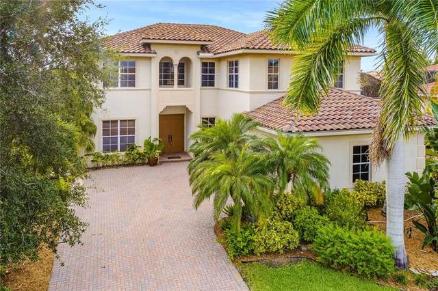 1115 Amethyst Drive SW, Vero Beach, FL 32968 (MLS #246504) :: Dale Sorensen Real Estate