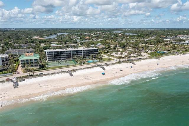 4141 Ocean Drive #406, Vero Beach, FL 32963 (MLS #246563) :: Kelly Fischer Team