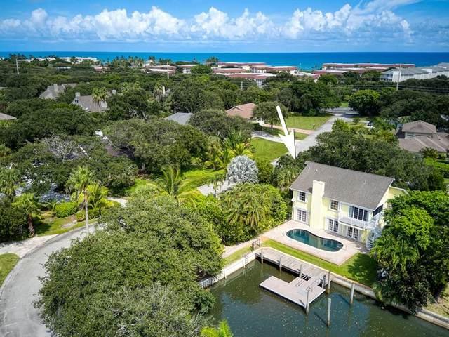 852 Seminole Lane, Vero Beach, FL 32963 (MLS #246940) :: Dale Sorensen Real Estate