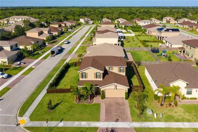 1025 W Verona Trace Drive, Vero Beach, FL 32966 (MLS #246946) :: Dale Sorensen Real Estate