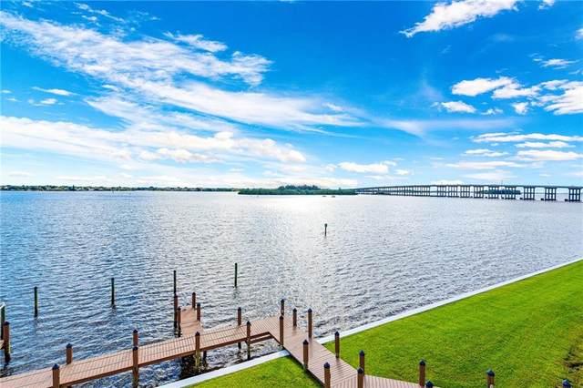 1890 Tarpon Lane #303, Vero Beach, FL 32960 (MLS #246997) :: Dale Sorensen Real Estate
