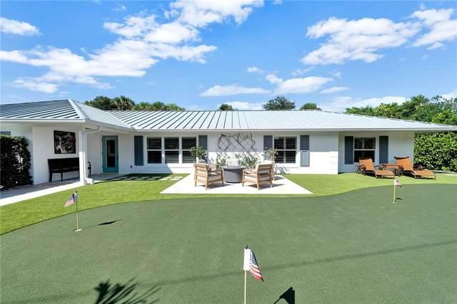 3605 Eagle Drive, Vero Beach, FL 32963 (MLS #247262) :: Dale Sorensen Real Estate