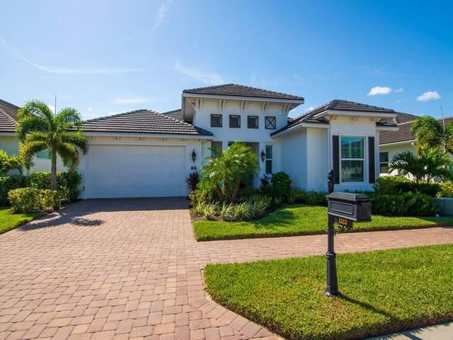 1323 Lilys Cay Circle, Vero Beach, FL 32967 (MLS #247426) :: Kelly Fischer Team