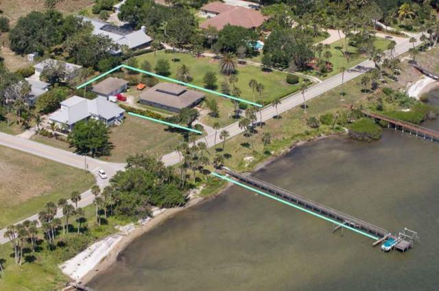 13809 N Indian River Drive, Sebastian, FL 32958 (MLS #198186) :: Billero & Billero Properties