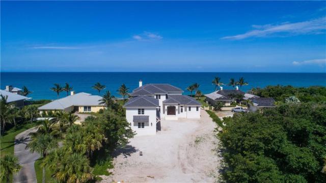 955 Surf Lane, Indian River Shores, FL 32963 (MLS #200657) :: Billero & Billero Properties