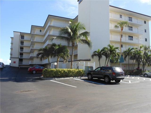4450 Highway A1a #505, Vero Beach, FL 32963 (MLS #201374) :: Billero & Billero Properties