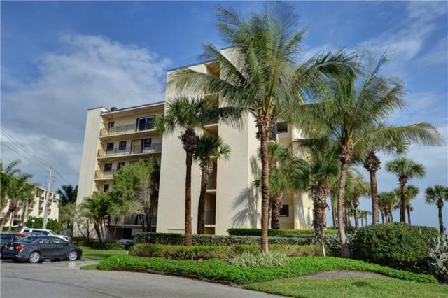 3939 Ocean Drive 504B, Vero Beach, FL 32963 (MLS #201774) :: Billero & Billero Properties