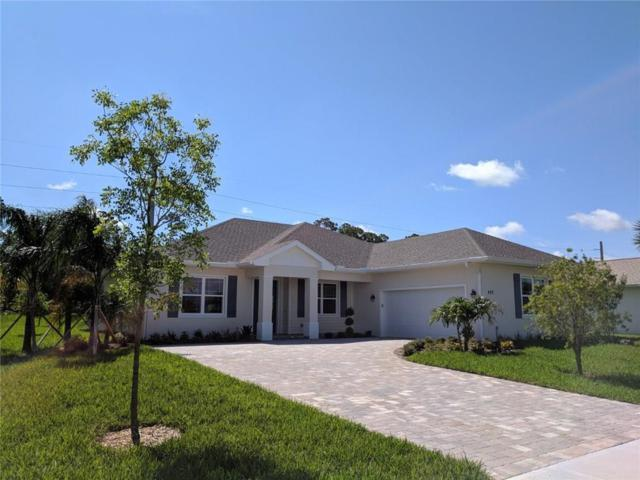 912 Yearling Trail, Sebastian, FL 32958 (MLS #203203) :: Billero & Billero Properties