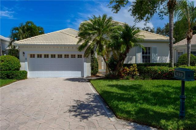 989 Island Club Square, Vero Beach, FL 32963 (MLS #207654) :: Billero & Billero Properties