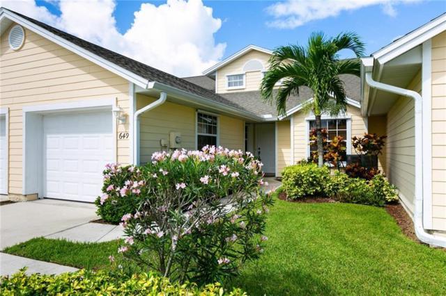 649 5th Avenue, Vero Beach, FL 32962 (MLS #208807) :: Billero & Billero Properties