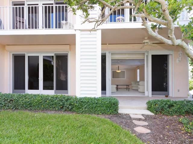1250 W Southwinds Boulevard #110, Vero Beach, FL 32963 (#211664) :: The Reynolds Team/ONE Sotheby's International Realty