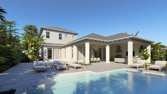 930 Surfsedge Way, Indian River Shores, FL 32963 (MLS #223908) :: Billero & Billero Properties