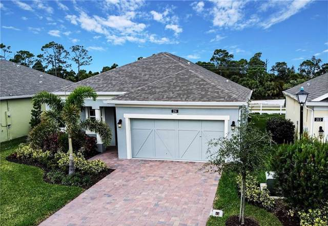 216 Sandcrest Circle, Sebastian, FL 32958 (MLS #224421) :: Team Provancher | Dale Sorensen Real Estate