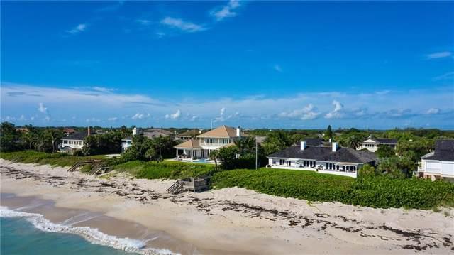 166 Ocean Way, Vero Beach, FL 32963 (MLS #224783) :: Team Provancher   Dale Sorensen Real Estate