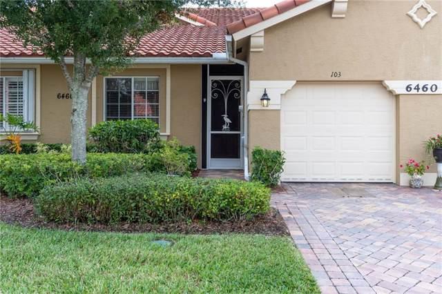 6460 Oxford Circle 103C, Vero Beach, FL 32966 (MLS #225415) :: Billero & Billero Properties