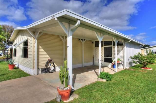 922 Frangi Pani Drive, Barefoot Bay, FL 32976 (MLS #225887) :: Billero & Billero Properties