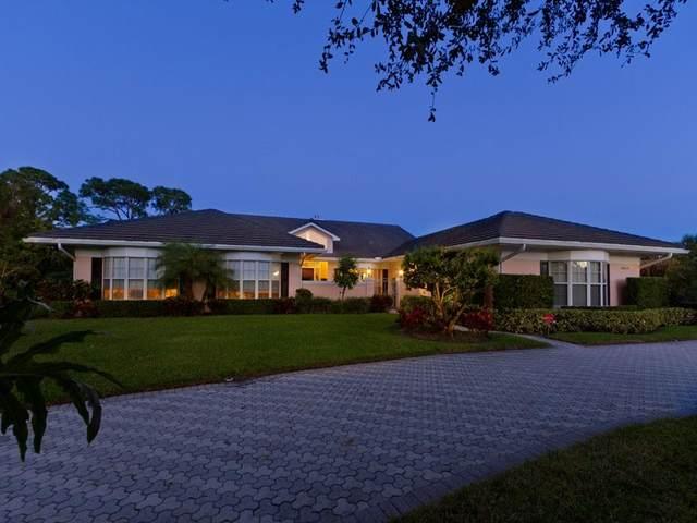 5830 Bent Pine Drive, Vero Beach, FL 32967 (MLS #228337) :: Billero & Billero Properties