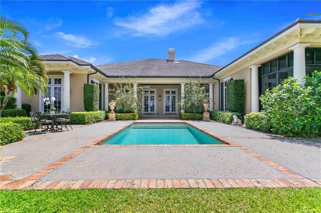 533 White Pelican Circle, Vero Beach, FL 32963 (MLS #228428) :: Team Provancher | Dale Sorensen Real Estate