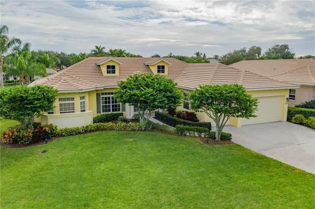 9034 Castle Harbour Circle, Vero Beach, FL 32963 (MLS #228564) :: Billero & Billero Properties