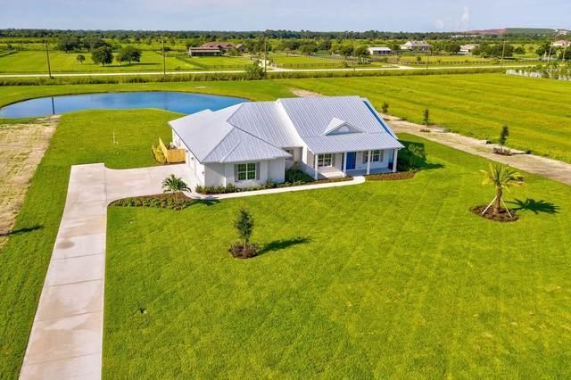 6745 3rd Place SW, Vero Beach, FL 32968 (MLS #229939) :: Team Provancher | Dale Sorensen Real Estate