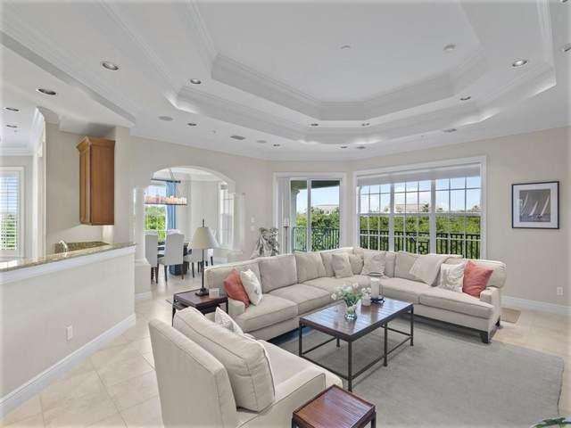 104 Island Plantation Terrace #301, Indian River Shores, FL 32963 (MLS #231069) :: Billero & Billero Properties