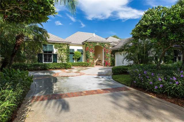 940 Orchid Point Way, Vero Beach, FL 32963 (MLS #231415) :: Team Provancher | Dale Sorensen Real Estate