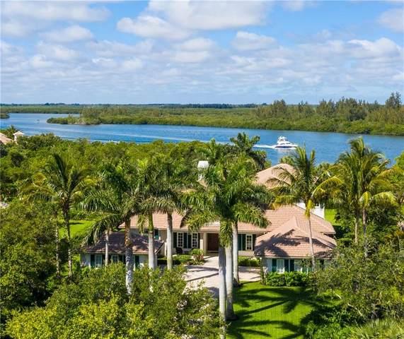 1333 River Club Drive, Vero Beach, FL 32963 (MLS #232350) :: Team Provancher | Dale Sorensen Real Estate