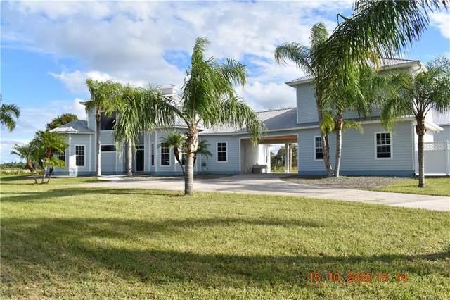 6405 Lily Lane, Vero Beach, FL 32968 (MLS #233176) :: Team Provancher | Dale Sorensen Real Estate
